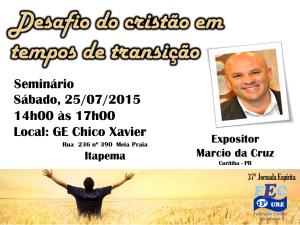 Seminario 37a JE_2015 Marcio